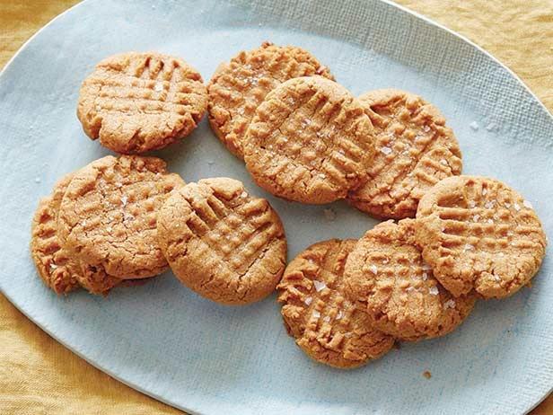 Печенье с арахисовой пастой без муки
