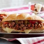 Сэндвичи «Неряха Джо» (Слоппи Джо) по-итальянски