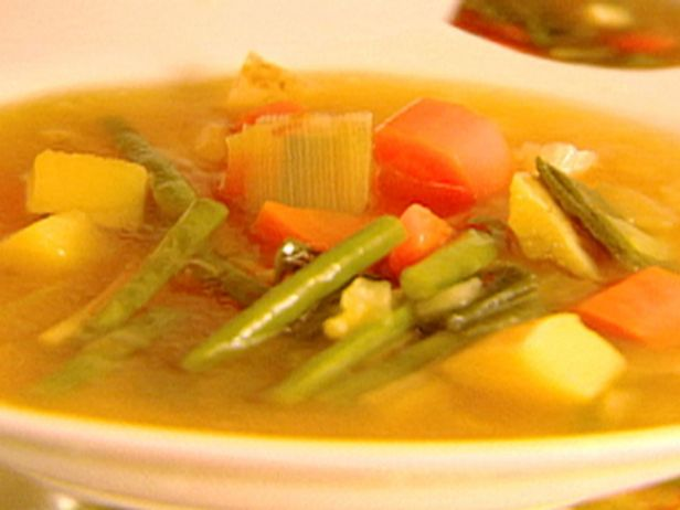 Провансальский овощной суп «Писту»