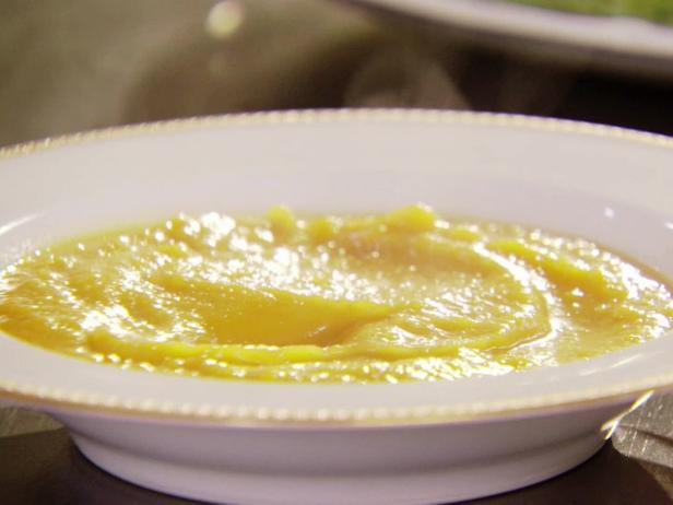 Фото Суп-пюре из мускатной тыквы