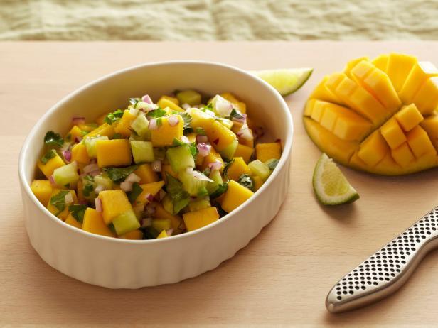Соус сальса с манго
