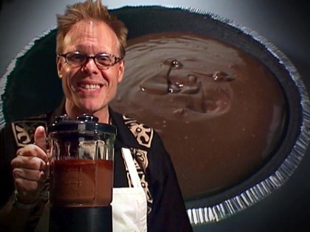 Фото Шоколадный пирог без молока