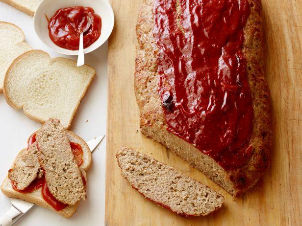 Мясной хлеб из индейки