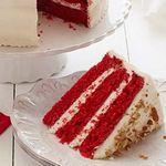Классический торт «Красный бархат»