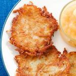 Картофельные оладьи «Латкес»