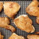 Классическая жареная курица для пикника