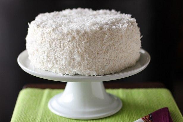 Фото Кокосовый торт