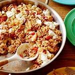 Паста в томатном соусе «Из запасов кладовой»