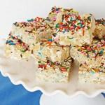 Десерт из воздушного риса