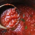 Классический томатный соус для пиццы