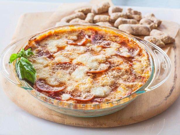 Фото Пицца-дип с пепперони