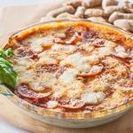 Пицца-дип с пепперони