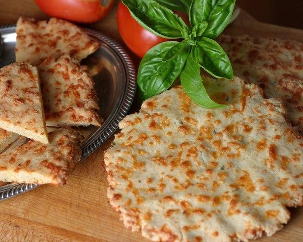 Пицца «Бьянка» с сыром