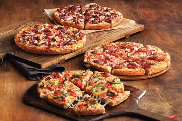 Фото 50 пицц, которые легко приготовить