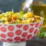 Ананасовый соус для хот-догов (релиш)