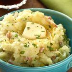 Традиционное ирландское картофельное пюре «Колканнон»