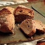Содовый хлеб из цельносмолотой муки