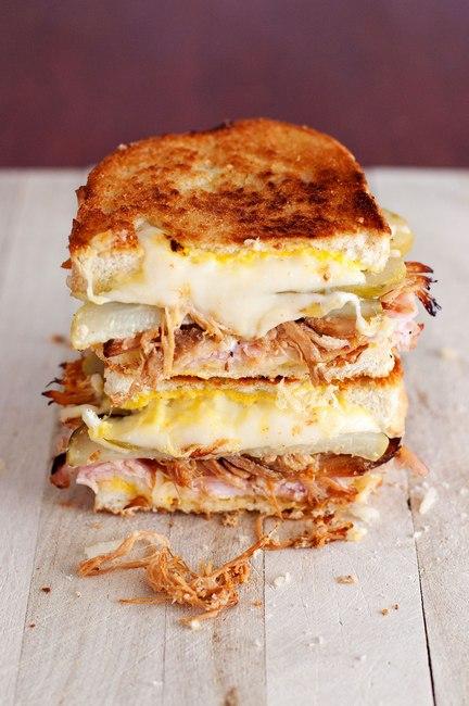 Настоящий кубинский сэндвич