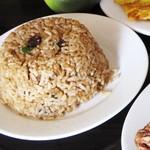 Кокосовый рис «Arroz con Coco»