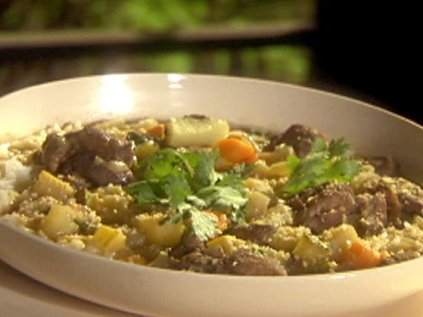 Суп маллигатони от Эмерила