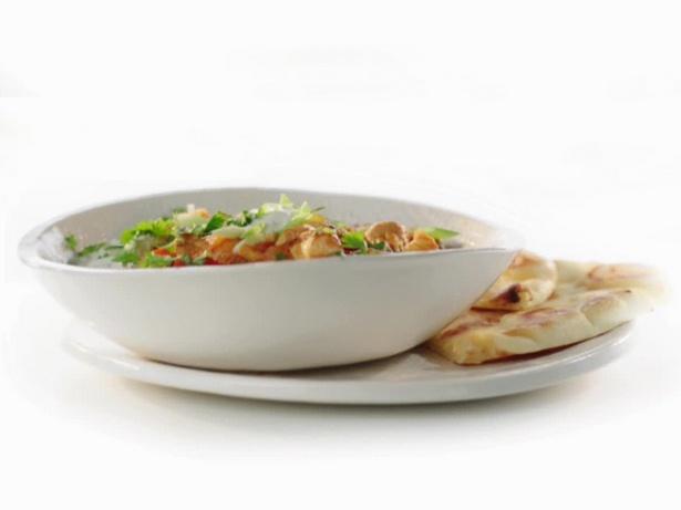 Соус карри с перцами, курицей, бараниной или говядиной