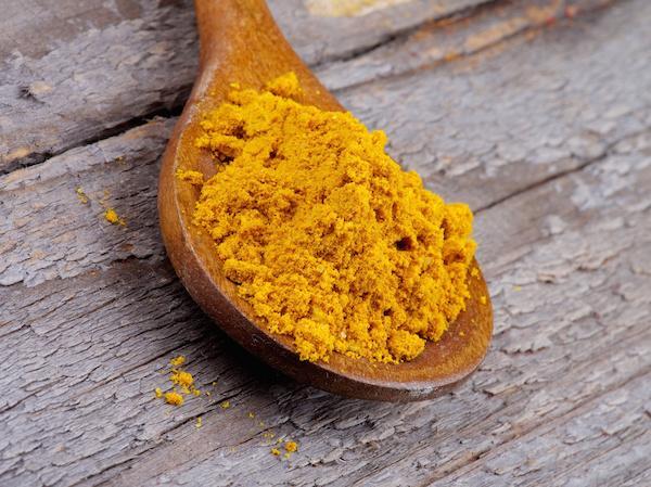 Фото Желтый порошок карри - рецепт