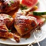 Курица по-барбадосски