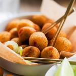 Француское блюдо «Аккра» из трески