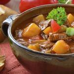 Кубинское рагу с говядиной «Carne con Papas»