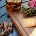 Кубинский сэндвич с домашними маринованными огурчиками