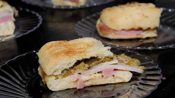 Сэндвич «Кубано»