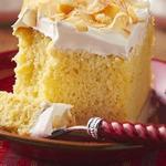 Пирог «Трес лечес»