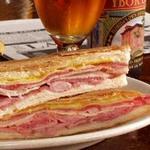 Прессованный сэндвич «Кубано»