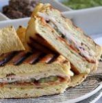 Кубинский сэндвич на гриле