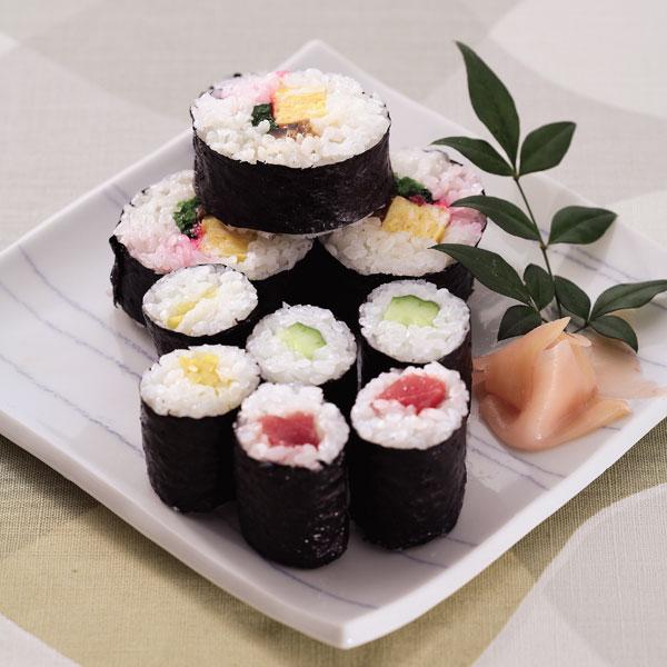 Хосомаки суши (простые роллы)