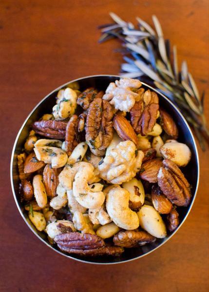 Орешки из кафе «Union Square»