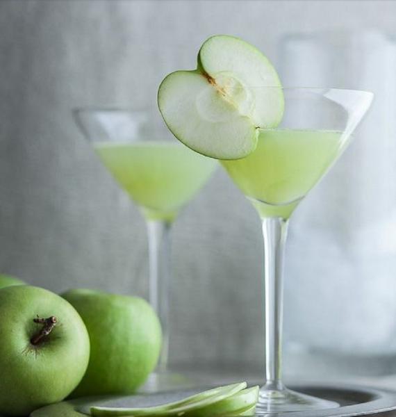 Мартини «Зеленое яблоко»