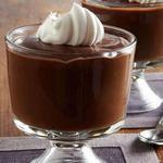 Шоколадный пудинг «Будино де чоколато»