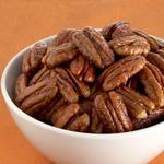 Орехи пекан в кленовой глазури