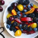 Антиоксидантный фруктовый салат