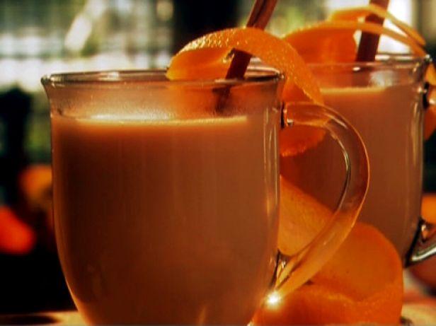 Фото Апельсиновый чай с пряностями