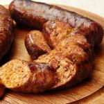Домашняя колбаса чоризо
