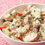 Испанский картофельный салат