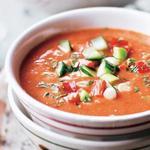 Испанский холодный суп Гаспачо