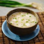 Мисо суп с тофу (Мисосиру)