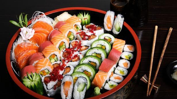 Унікальний і ароматний смак суші