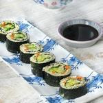 Овощные суши роллы для всех возрастов