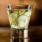 Ледяной коктейль «Сакетини»