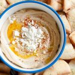 Греческий хумус