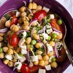 Салат хориатики по-турецки